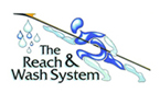 Reach & wash Logo